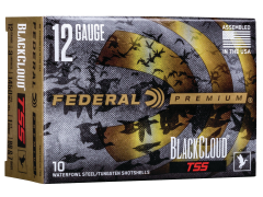 "PWBTSSX1427B Federal Black Cloud TSS 12 Gauge 3"" 1-1/4 oz 7/BB"