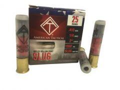 """ATIAC410R ATI 410 Gauge 2.5"""" 1/4 oz Rifled HP Slug"""