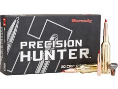 82313 Hornady Precision Hunter 338 Lapua 270 Grain Low Drag-eXpanding