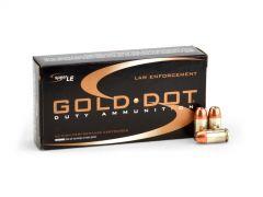 Speer Gold Dot .45 GAP 200 Grain HP Case 53978-CASE