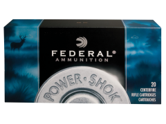 7A Federal Power-Shok 7mm Mauser 175 Grain JSP