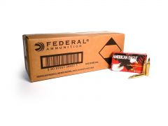 Federal American Eagle 223 Remington 55 Grain FMJ (500 Round Case)
