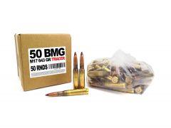 LC-M17-50 50 BMG 643 GRAIN TRACER