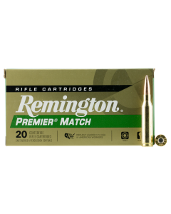 27665 Remington Premier Match 260 Rem 140 Grain OTM Boat Tail