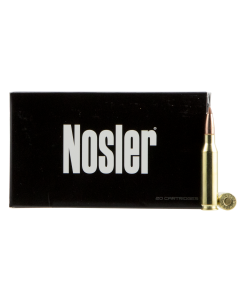 40056 Nosler Hunting 260 Remington 120 Grain Ballistic Tip