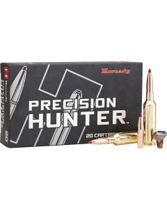 82313 Hornady Precision Hunter 338 Lapua 270 Grain Low Drag-eXpanding