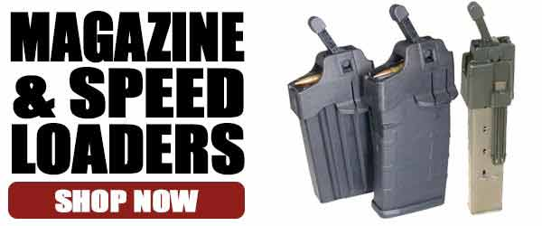 Magazine Loaders and Speed Loaders