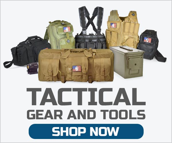 Tactical Gear and Accessories